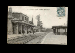 14 - BAYEUX - La Gare - Bayeux