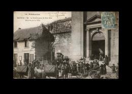 14 - BAYEUX - Distribution De Bois Aux Pauvres De La Ville - Misère - Pauvreté - Bayeux