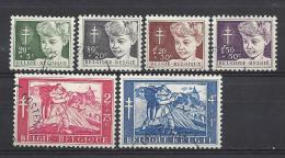 Nr 955/960 - Belgio