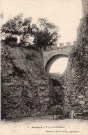 30 Aramon Pont Du Chateau - Aramon