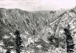5324. Postal KANJON TARE (Yugoslavia).vista Aerea Cañon - Yugoslavia