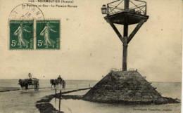85 -NOIRMOUTIER- Le Passage Du Goa-le Premier Refuge-animée - Noirmoutier