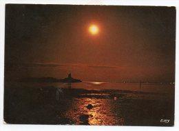50 - Clair De Lune Sur La Hougue - Saint-Vaast-La-Hougue (Manche) - 1969 - Saint Vaast La Hougue