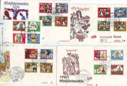 1160m: Deutschland Kindermärchen 5 Belege - Fairy Tales, Popular Stories & Legends