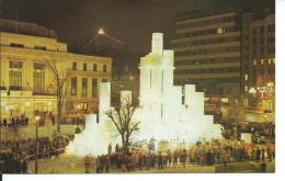 Carnival De Quebec, Quebec, Canada, 1960´s Modern Chrome Postcard # 8642 - Québec - La Cité