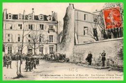 N°1.MONTMARTRE.Journée Du 18Mars 1871.Les Généraux Clément Thomas/JulesLecomte(recto Verso) - Ohne Zuordnung