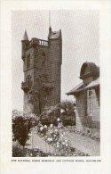 THE NATIONAL BURNS´ MEMORIAL & COTTAGE HOMES - MAUCHLINE - AYRSHIRE - - Ayrshire
