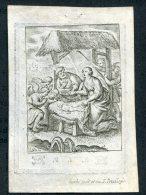 """Image Pieuse Non Canivet  1808 Amsterdam """"Crêche"""" - Devotion Images"""