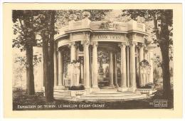 Exposition De Turin  --  Le  Pavillon D'Evian-Cachat - Expositions