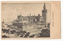 Espagne Seville La Cathedrale Edition De La Chocolaterie D´aiguebelle - Non Classificati