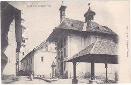 Une  Rue  De  Bozel  (Savoie) - Bozel