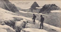 Frontière Franco Italienne, Glacier Duthabor - Unclassified