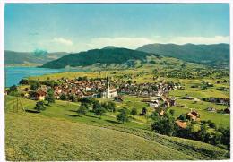 M12 Unterageiri - Panorama / Viaggiata 1964 - ZG Zoug
