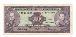 10 Bs. 1995, XF. - Venezuela