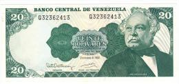 20 Bs. 1996, AUNC. - Venezuela