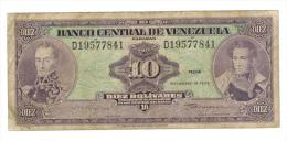 10 Bs. 1979 ,F. - Venezuela