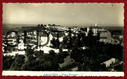 ABRANTES - VISTA PARCIAL - 1950 REAL PHOTO PC - Santarem