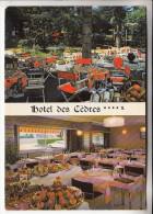 GREOUX LES BAINS 04 - Hotel Restaurant DES CEDRES - CPSM CPM GF(1981) - Alpes De Haute Provence - Sisteron