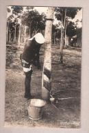 SINGAPOUR SINGAPORE RUBBER TAPPING  Unused - Singapour