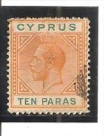 Chipre  Yvert  56 (usado) (o) - Cyprus (...-1960)