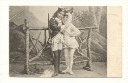 Cp, Enfants, Voyagée 1904 - Scenes & Landscapes
