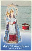 ISOLA DELLE FEMMINE (PA) MARIA SS. DELLE GRAZIE - Palermo