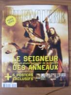 LOTR - MAGAZINE PREMIERE HORS-SERIE N° 2 DECEMBRE 2003 - LE SEIGNEUR DES ANNEAUX - L'ALBUM PHOTO DE LA TRILOGIE + 6 POST - Revistas