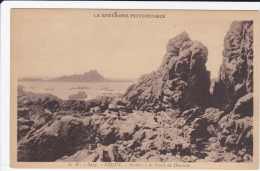 Erquy - Rochers à La Pointe De Heussaye - Erquy