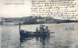 Malta - Fishing Boat - Malta