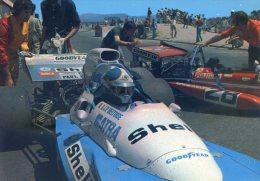 Circuit Paul Ricard - Le Castellet - Jean Pierre BELTOISE - Matra - Grand Prix 1971 - France