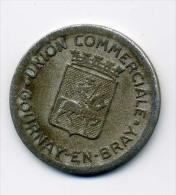 Gournay En Bray - 25c - Monnaie De Nécessité - France