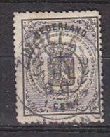 PGL BP525 - NEDERLAND PAYS BAS Yv N°14 - Period 1852-1890 (Willem III)