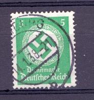 ALLEMAGNE  DEUTFCHES REICH SERVICE     ANNÉE 1934     N° 95   OBLI - Dienstzegels