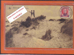 Carte Postale Belgique  Blankenberghe  Les Dunes Trés Beau Plan - Other