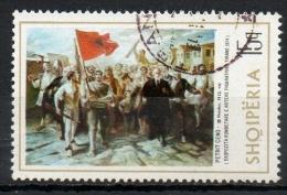 Albania 1975 - Petrit Ceno Rivoluzione Novembre 1912, Revolution November 1912 - Albanie