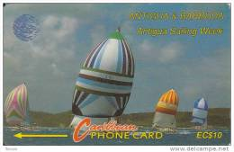 Antigua, ANT-7A, Sailing Week, Ship, Sport . - Antigua And Barbuda