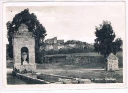 B1654 - Partanna - Panorama E Antica Fontana - Trapani