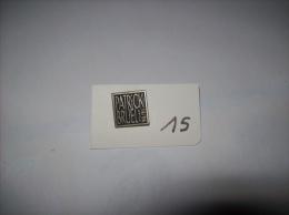 PIN´S -   PATRICK    BRUEL  Tour 90/91 (  15 ) Voir Photo - Muziek