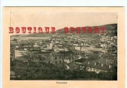 TRIESTE - Panorama - ITALIA - Dos Scanné - Trieste