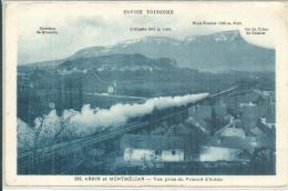 Arbin Et Montmélian Le Train - France