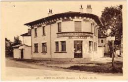 MIMIZAN - BOURG  - La Poste     (62046) - Mimizan