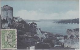TURQUIE - 1920 - CARTE POSTALE De CONSTANTINOPLE TIMBREE ET OBLITEREE Mais NON VOYAGEE - 1858-1921 Empire Ottoman
