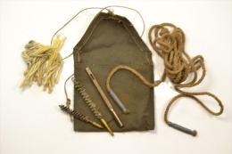 Ancienne Trousse De Nettoyage Pour Arme - Equipement