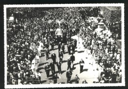 BARI   SAN . NICOLA    PROCESSIONE  Religiosa   Enorme  ORIGINALE FOTO  13 X 18 Cm CIRCA  SANTO  RELIGIONE - Luoghi