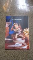 M J HUMMEL CATALOGUS  PORSELEIN GOEBEL B471 - Libros, Revistas, Cómics