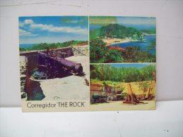 Corregidor The Rock  (Filippine) - Filippine