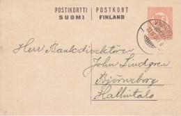 Finland; Postal Card 1930 - Finland