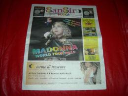Madonna MDNA World Tour Milano 2012 San Siro Musica - Musica & Strumenti