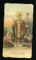S. NICCOLO' SAN NICOLA S. NICOLAUS   BARI   ANCIEN  ANTICO   SANTINO HOLY CARD CONDIZIONI COME DA  FOTO   **** - Images Religieuses