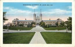 ST LOUIS            WASHINGTON UNIVERSITY - St Louis – Missouri